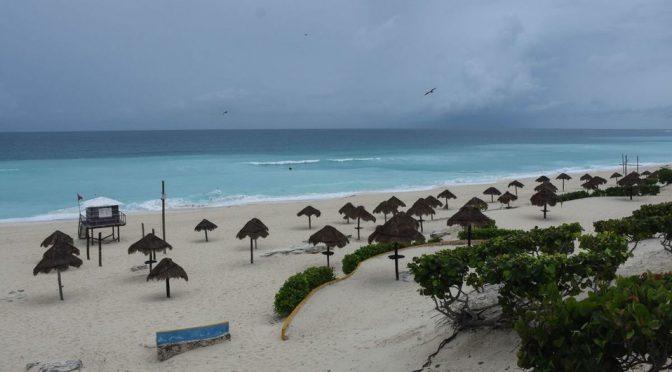 Se forma tormenta tropical 'Theta' en el Atlántico (Milenio)