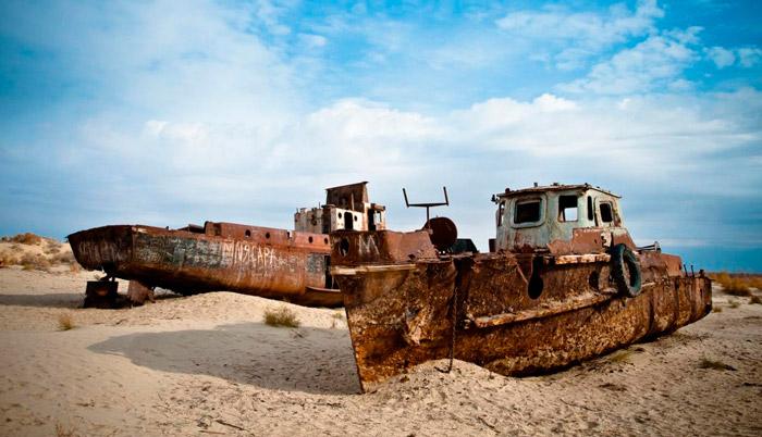 (Mar de Aral) Hubo una vez un lago (Cubaencuentro)