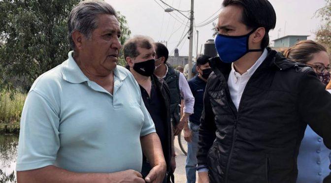 Denuncian obras inconclusas en planta tratadora de agua en Xochimilco (Contra Réplica)