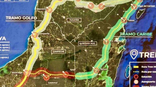 México: Autoriza Semarnat de manera 'condicionada' construcción de Tren Maya (Excelsior)