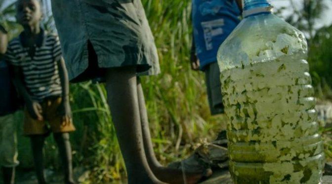 La ONU denuncia que la escasez de agua puede provocar que 1.800 millones de personas se contagien de la covid-19 (Público)