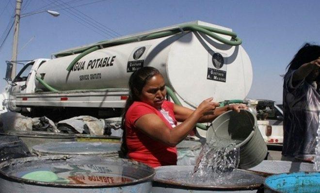 Critica Cántaro Azul que no vaya ser abrogada Ley de Aguas Nacionales (AQUÍNOTICIAS)