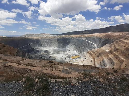 Mina en Zacatecas, la segunda empresa con mayor volumen de agua concesionada en el país (La Jornada Zacatecas)