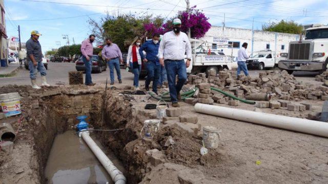 Rehabilitan sistemas de agua potable en Tlaltenango y Santa María de la Paz (MIRADOR)