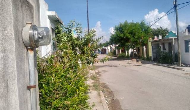 Mega apagón dejará sin agua a Tampico (El Sol de Tampico)