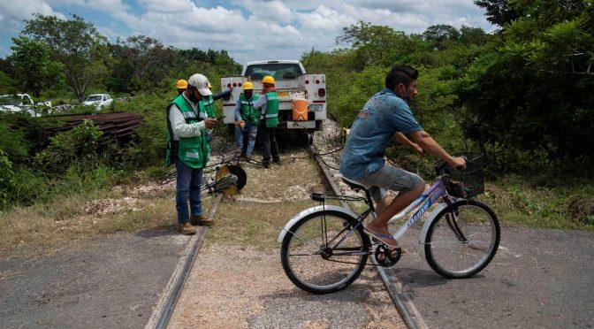 La lucha indígena que busca ponerle freno al Tren Maya (El País)