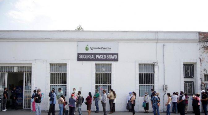 Agua de Puebla abre sus módulos este 24 de diciembre, de 8 a 14 horas (MILENIO)