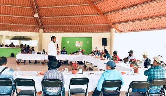 En Berriozábal, crean organismo municipal de servicio de agua (El Heraldo de Chiapas)