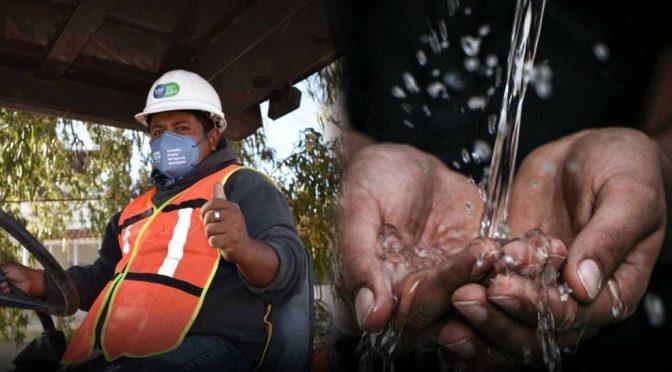 CEAG trabaja para mejorar la distribución de agua en Apaseo el Alto (La Silla Rota Guanajuato)