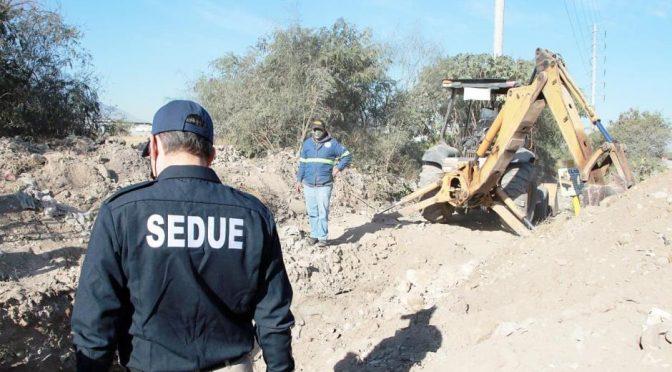 Nuevo León: suspenden obras de urbanización por contaminación (ABC Noticias)