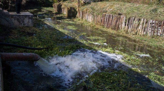 El análisis de aguas residuales proporciona método para detectar la presencia del SARS-CoV-2: estudio (Sin Embargo)