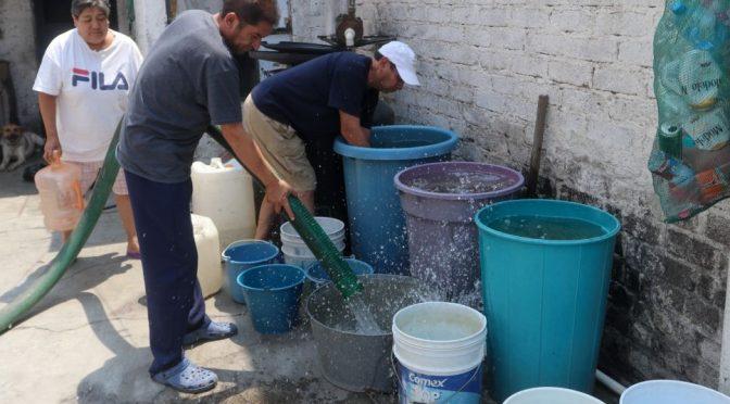 Histórico: cotiza el agua en wall street (Vértigo Político)