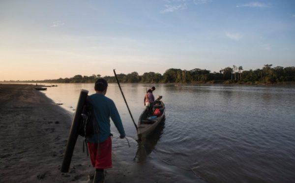 Perú. Hidrovía: Hay que entender el ecosistema antes de hacer un proyecto (Kaos en la red)
