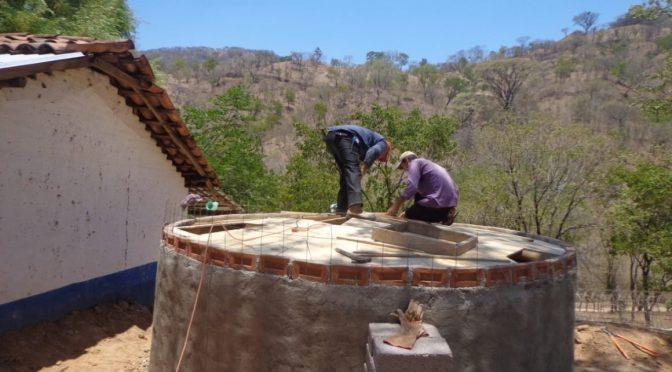 Se aprovecha agua pluvial en Michoacán para localidades marginadas (QUADRATIN)