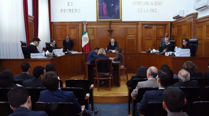 Política energética, Guardia Nacional y agua en Chihuahua, temas en 2021: SCJN (MVS Noticias)