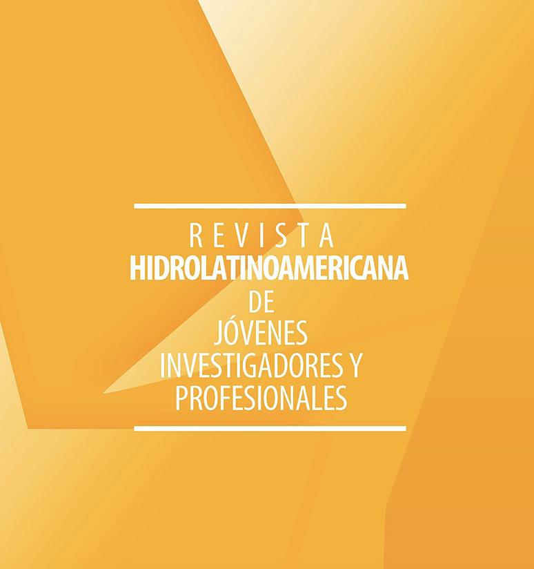 Convocatoria: Revista hidrolatinoamericana de jóvenes investigadores y profesionales