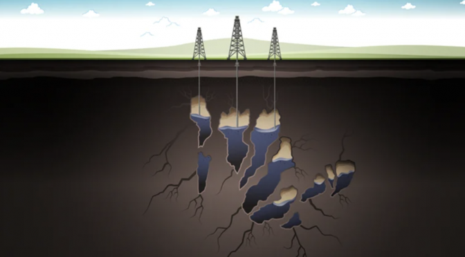 Fraking, amenaza que sigue latente en México (Reporte Indigo)