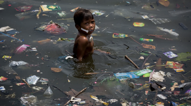 ¿Cómo afecta el cambio climático el acceso al agua? (Greenpeace México)
