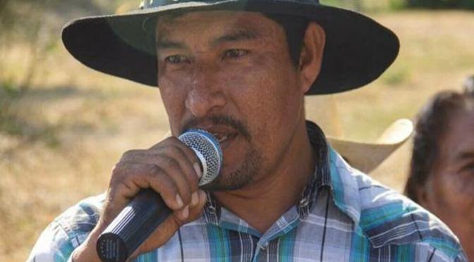 ONU condena asesinato de Fidel Heras, defensor del Río Verde en Oaxaca (El Universal)