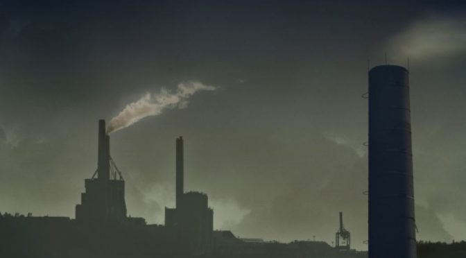 Relacionan la contaminación con un mayor riesgo de pérdida de visión (El Heraldo de México)
