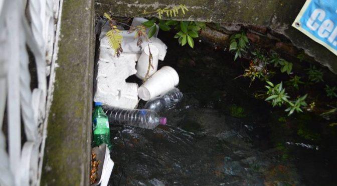 Cuatla: Contaminación del agua, mal que sigue avanzando (El Sol de Cuautla)