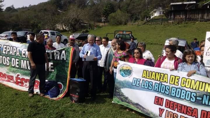 Veracruz: Ambientalistas no quieren micro presas (El Heraldo de Martínez)