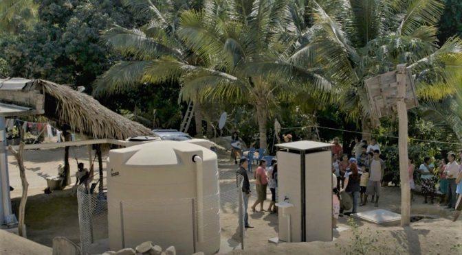Unen esfuerzos para brindar acceso a agua e higiene en proyectos sociales en el Estado de México