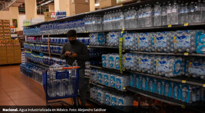 La 4T ante los amos del agua (La Jornada)