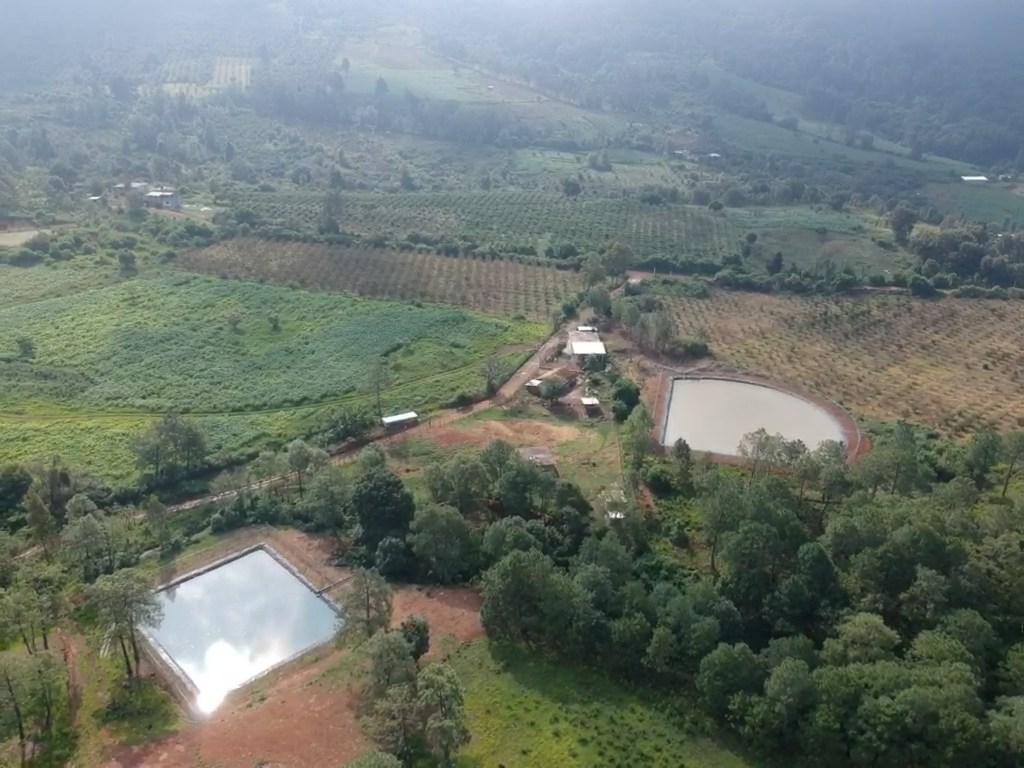 Edomex trabaja en la captación de agua con apoyo de productores agrícolas (Así Sucede)
