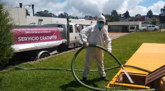 México: Conagua ha tenido la capacidad para operar y abastecer de agua a la población a pesar de la pandemia (El Arsenal)