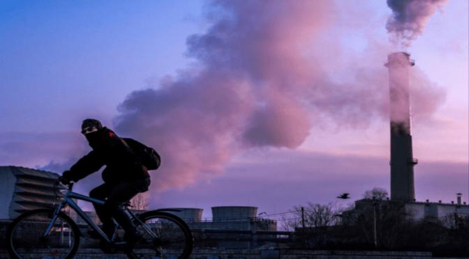 Contaminación del aire podría dejarte CIEGO, advierte estudio (La verdad noticias)