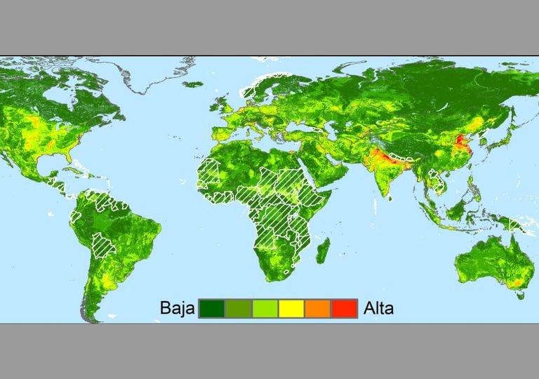 El suelo se hunde y varias ciudades están en gran peligro (Meteored.mx)