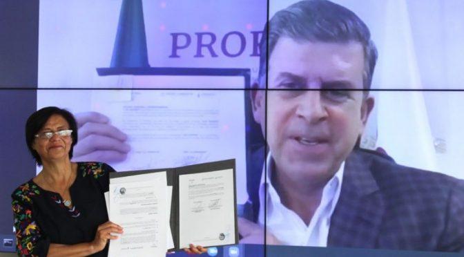 Profeco y Conagua firman convenio para regular precios en pipas de agua que se han disparado durante pandemia (El Heraldo de México)