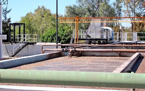 Biólogos de Aguascalientes proponen plan hídrico para aprovechar toda el agua residual (El Sol del Centro)
