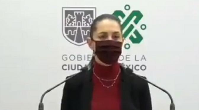 Ciudad de México: Expone Sheinbaum bondades de programas ambientales aplicados en la CDMX (El Democráta)