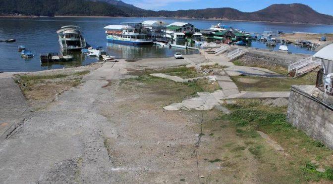 Edomex: ¿Qué pasa con los trabajos de saneamiento en la presa de Valle de Bravo? (El Sol de Toluca)