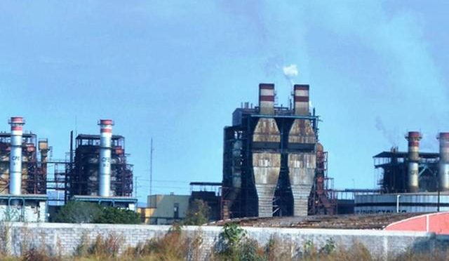 Guanajuato: Contaminación la genera la 'termo' (El Sol de Salamanca)