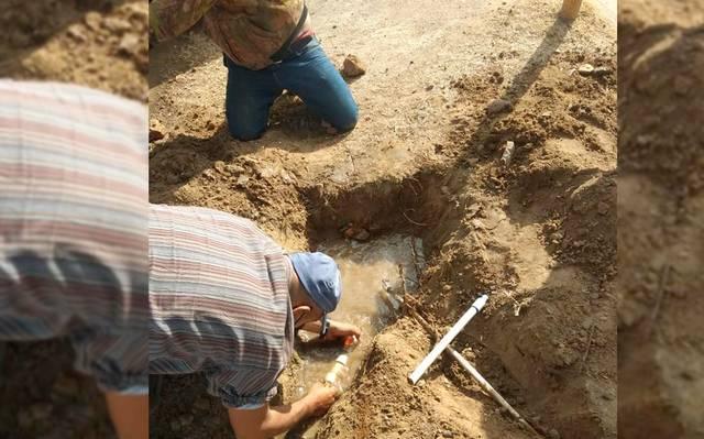 Tamaulipas: Onda gélida reventó tuberías de agua (El Sol de Tampico)