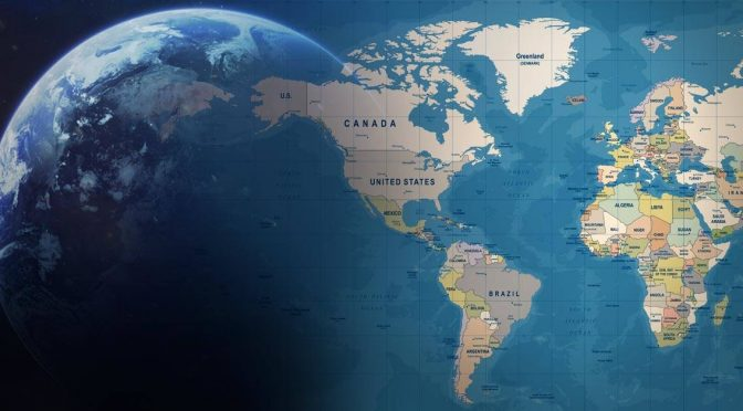 Científicos advierten que el océano Atlántico podría desaparecer y se fusionaría Europa con Canadá (BIOGUIA)