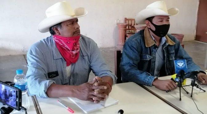Sonora: Etnia Yaqui reclama sus derechos de agua (Uniradio Noticias)