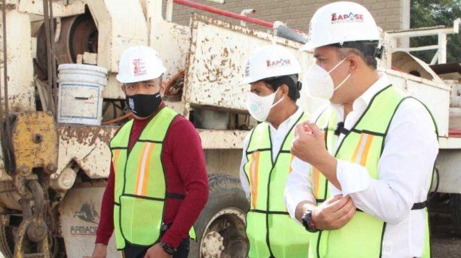 EDOMEX: Ante déficit de agua potable, perforan otro pozo en Ecatepec (EXCELSIOR)