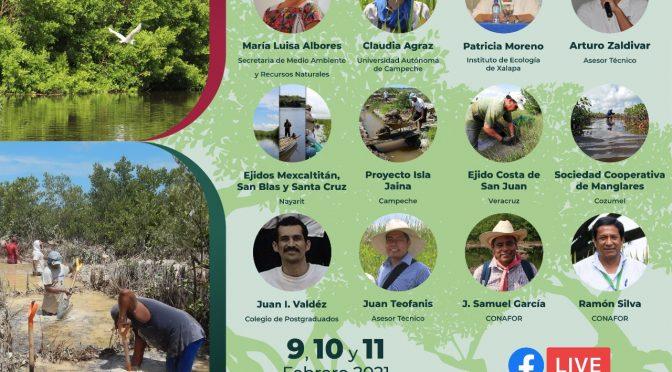 Manglares en México: Foro de Experiencias sobre Protección, Conservación, Aprovechamiento y Restauración