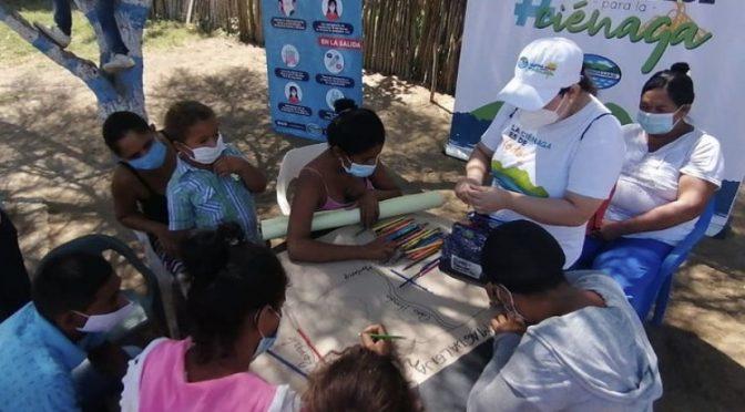 Colombia: Continúan los trabajos con 'Agua dulce para la Ciénaga' (Opinión Caribe)