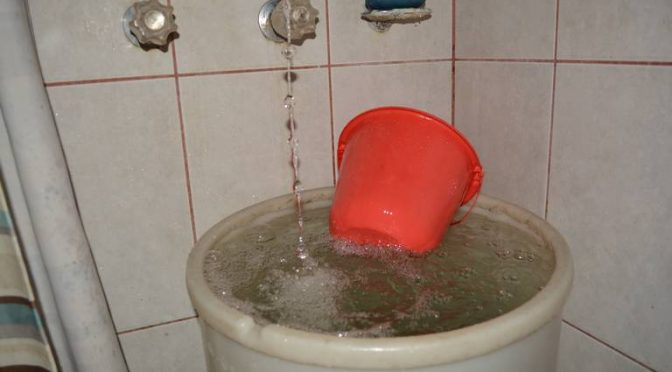 Baja California: 10 colonias más de Tijuana con suspensión de agua esta semana (El Sol de Tijuana)