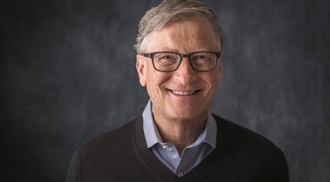 Estados Unidos: El plan de Bill Gates para combatir el cambio climático (Infobae)