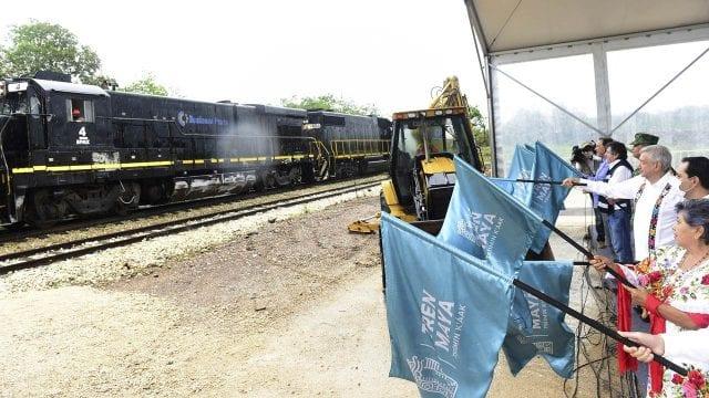 Tren Maya triplica gasto para eventos en 2021 pese a pandemia (Forbes México)