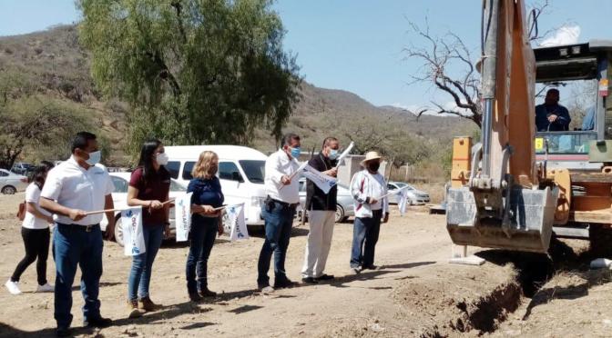 Acapulco: Comienza ampliación de la red de agua potable en La Quebradora (Diario El Mundo)