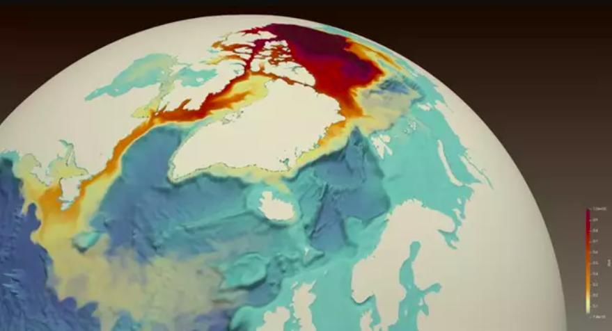 Zona cero para un desborde masivo de agua dulce ártica en el Atlántico (notimerica.com)