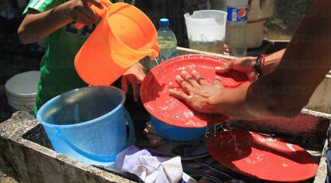 Veracruz: Ya estamos en estiaje, cuida el agua (El Sol de Córdoba)
