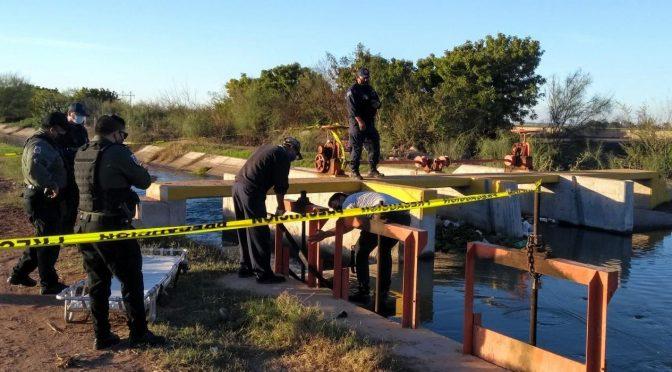 Sinaloa: ¡Aguas de muerte! De alto riesgo para jornaleros, canales de Guasave: Bomberos (Línea Directa)